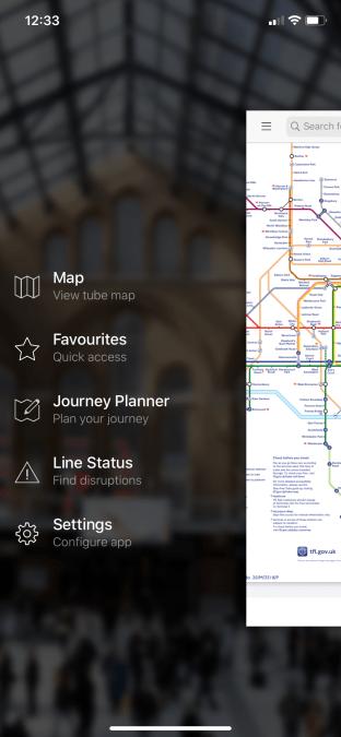 Tube live app