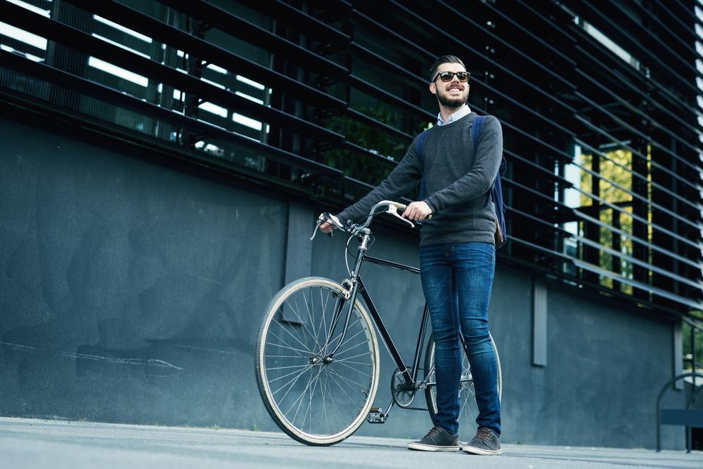 explore cities by bike