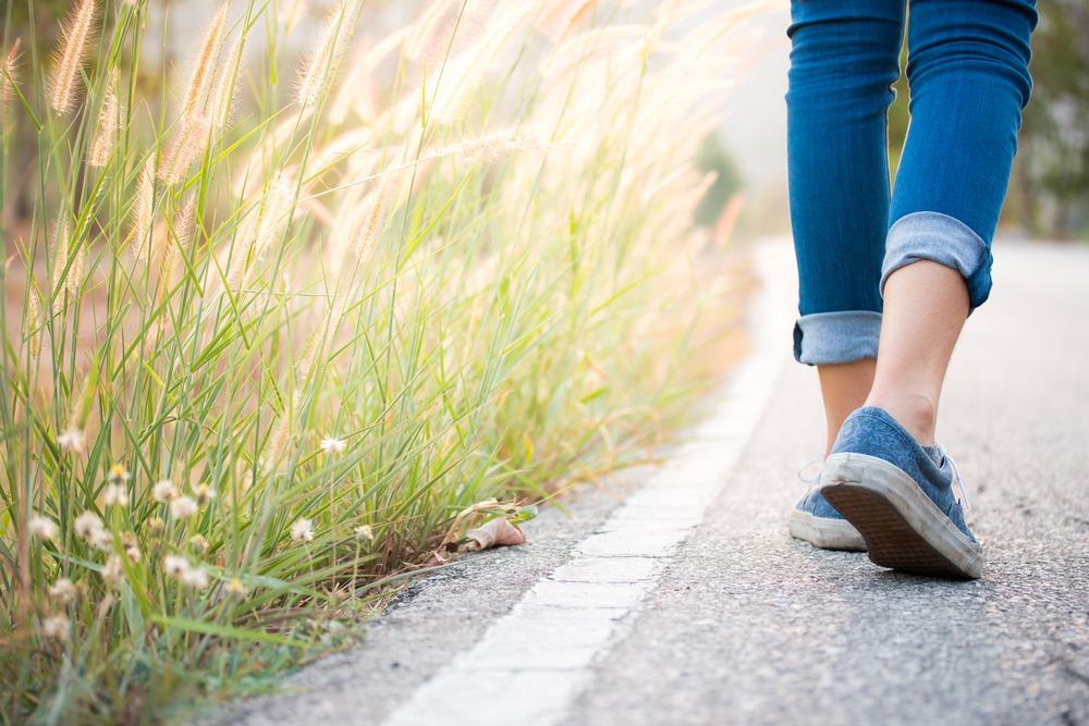 walking shoes budget city break